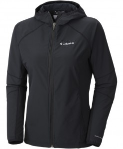 Columbia Womens Sweet As Softshell Hoodie 2