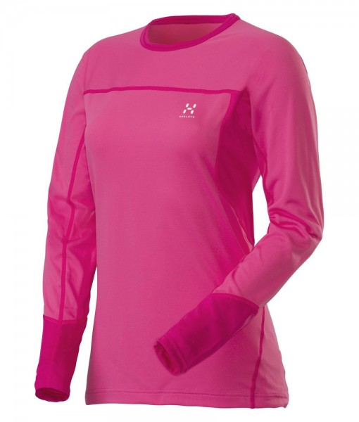 Haglofs Actives Regular Q Roundneck Femme