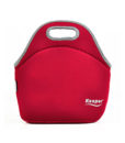 Keeper Mini Insulated Neoprene Lunch Bag Red