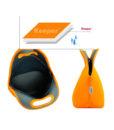 Keeper Mini Insulated Neoprene Lunch Bag Orange