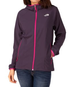 Nimble Hoodie Purple The North Face 5