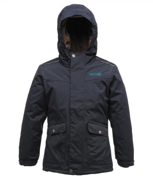 Regatta Akela Waterproof Jacket Navy 02