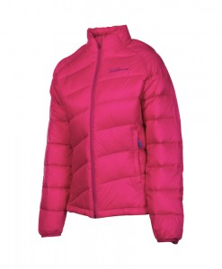 Salomon Minim Down Jacket Fancy Pink Femme 01