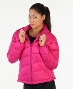 Salomon Minim Down Jacket Fancy Pink Femme 02