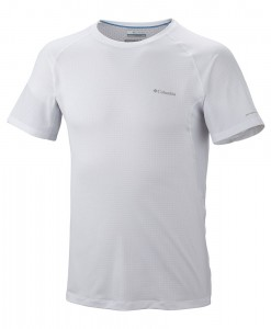 T-Shirt Columbia Quickest Wick SS Homme 2
