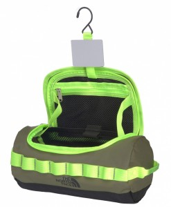 The North Face Base Camp Travel Canister S Vert 1
