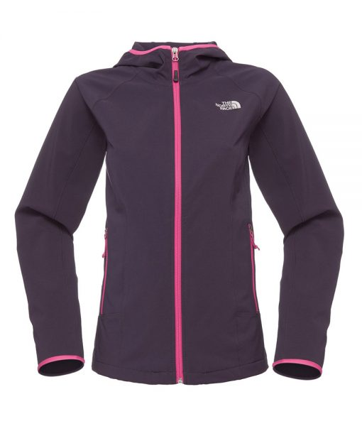 The North Face Nimble Hoodie Jacket Grand Purple