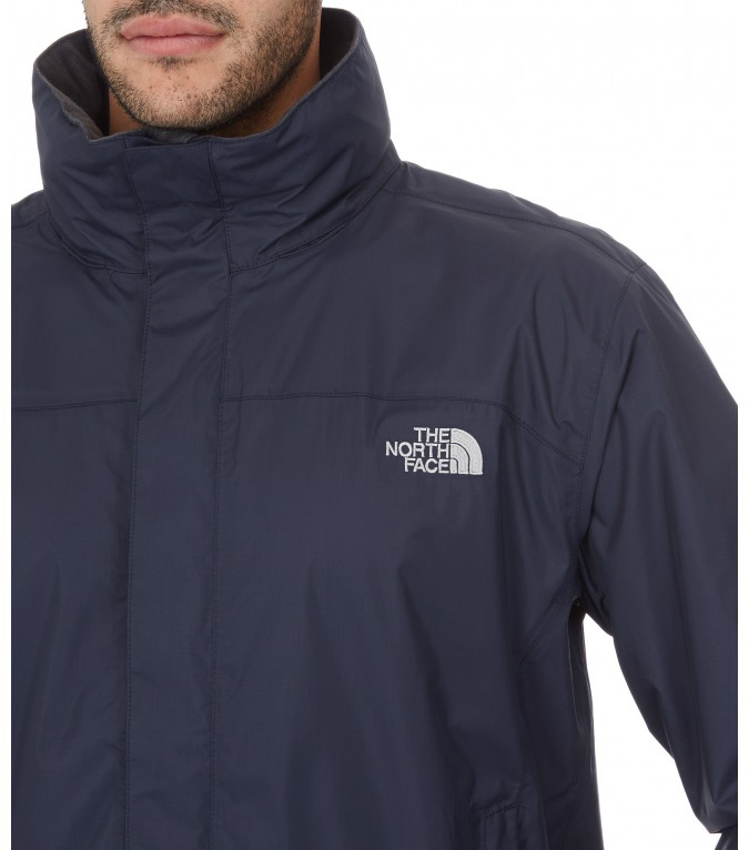 1d04fe4322 Veste Resolve The North Face Cosmic Blue Homme 01