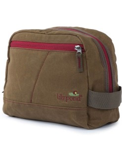 Lilypond Hummingbird Cosmetic Bag Earth 01