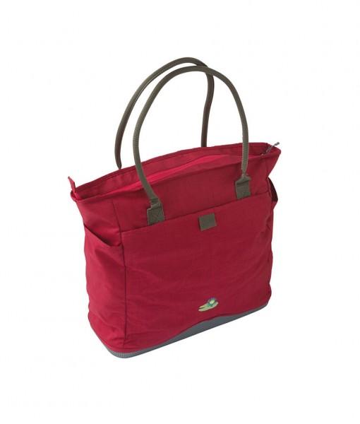 Lilypond Magnolia Handbag Alpine Berry 01