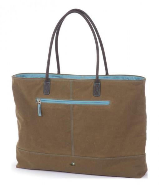 Lilypond Silver Sky Shoulder Bag Earth-Sky 01