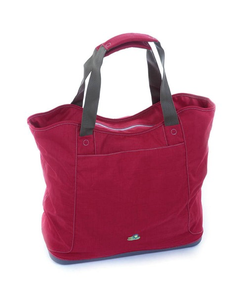 Lilypond Sunflower Tote Alpine Berry