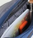 Jansport Crosstalk Messenger Bag Navy 01