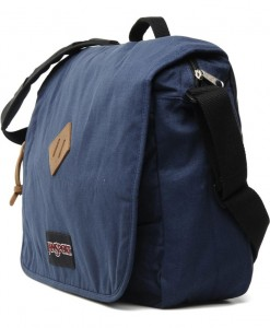 Jansport Crosstalk Messenger Bag Navy 02