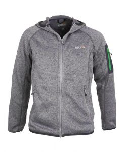 Regatta Coldwell Fleece Hoodie Rock Grey