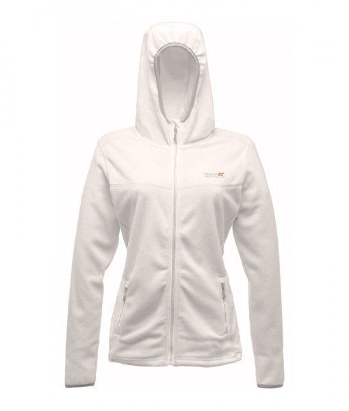 Regatta Serianna II Fleece Hoodie Snow White 01