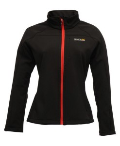Regatta Southbank Softshell Jacket Femme Black 01
