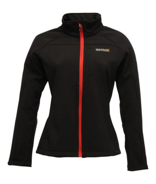 Regatta Southbank Softshell Jacket Femme Black 01