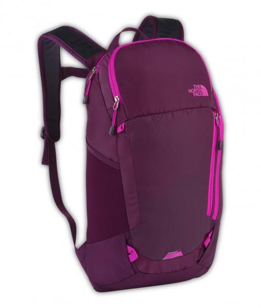 Sac à dos The North Face Pinyon Prune Purple 01