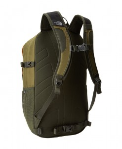 Sac à dos The North Face Slingshot Burnt Olive Green 02