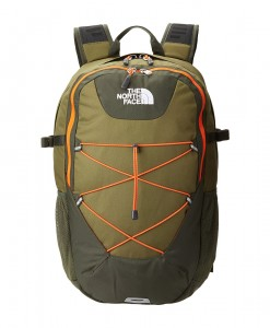 Sac à dos The North Face Slingshot Burnt Olive Green 04