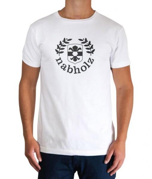 T-Shirt Nabholz Bai White Homme