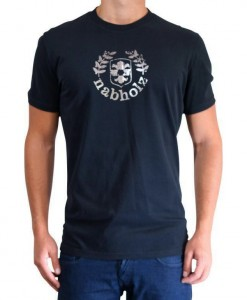 T-Shirt Nabholz Donald Black Homme