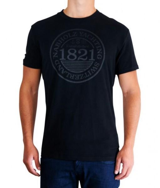 T-Shirt Nabholz Eck Black Homme