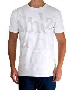 T-Shirt Nabholz Edi White Homme