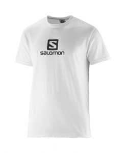 T-shirt Salomon Polylogo M