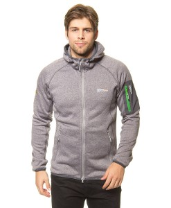 Veste Regatta Coldwell Fleece Hoodie Rock Grey
