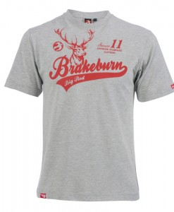 Brakeburn Big Red Grey Marl 02
