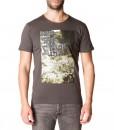 Jack Wolfskin T-shirt Track Dark Steel 3