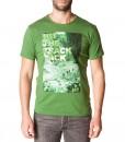 Jack Wolfskin T-shirt Track Ivy Green 03