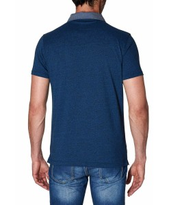 Paul Stragas Polo Jersey Navy Blue 01