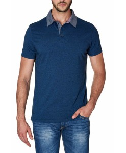 Paul Stragas Polo Jersey Navy Blue 02