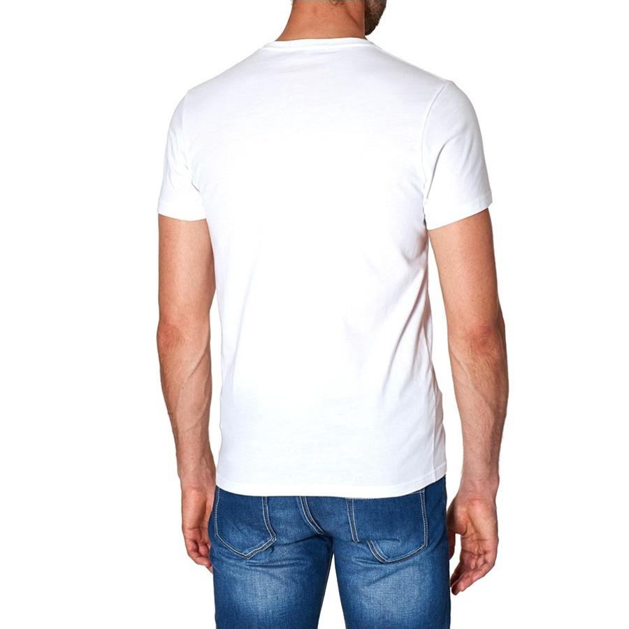 paul stragas t-shirts homme de couleur blanc oGGeWQ