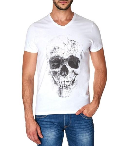Paul Stragas T-Shirt Sonny White 845
