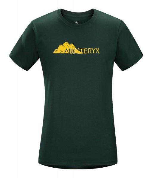 T-shirt Arc'teryx Range Dark Jade Pic02