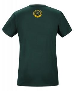 T-shirt Arc'teryx Range Dark Jade Pic03