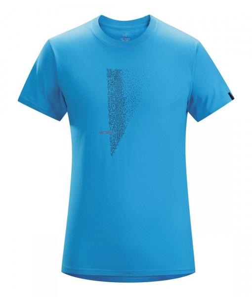 T-shirt Arc'teryx Word Scramble Riptide