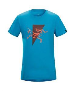 T-shirt Arcteryx Apostrophe Riptide