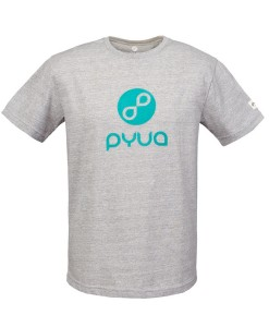T-shirt Pyua Loop T-Y Grey Melange 01