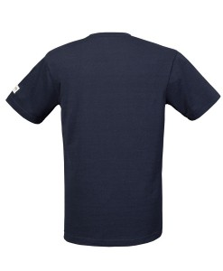 T-shirt Pyua Loop T-Y Navy Blue Orange 02