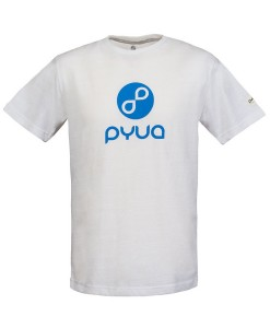 T-shirt Pyua Loop T-Y White 01