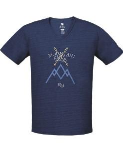 T-shirt Pyua Mountain Nautic T-Y Navy Blue 01