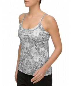 The North Face Dana Printed Tank Pache Grey Floral 01