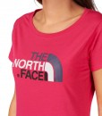 The North Face Easy T‑Shirt Passion Pink 05