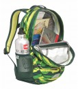 The North Face Happy Camper Flashlight Green Print 02