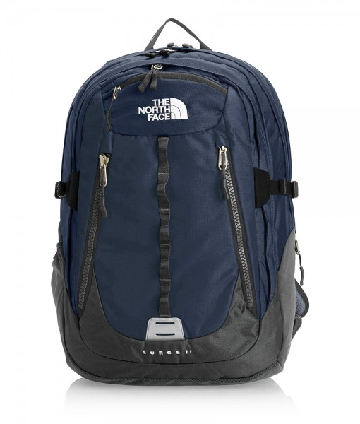 The North Face Surge II Cosmic Blue Asphalt Grey
